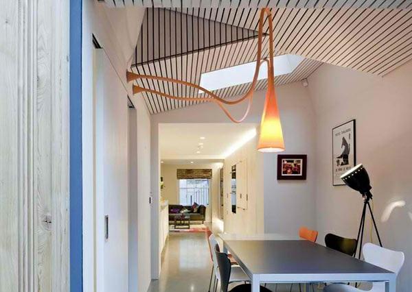 architektenhaus jewelbox london moderne architektur essbereich gestalten