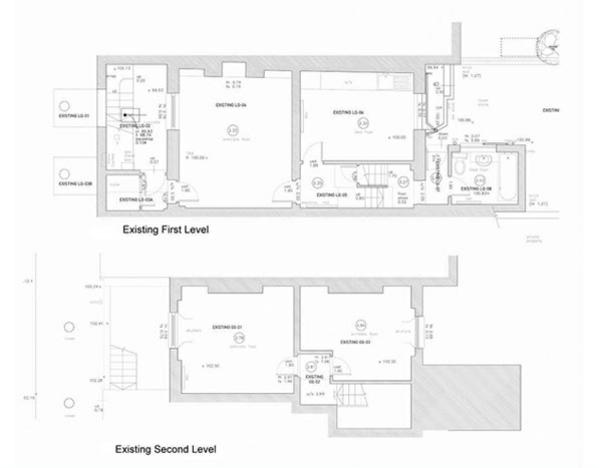 architektenhaus jewelbox london moderne architektur wohnplan