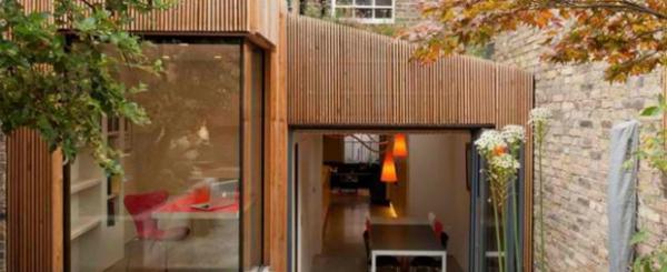 architektenhaus jewelbox london moderne architektur