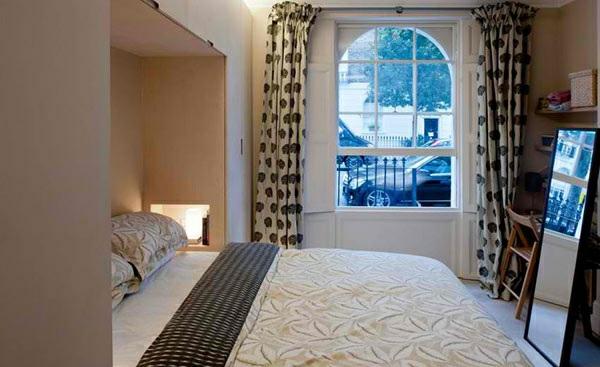 architektenhaus jewelbox london moderne inneneinrichtung schlafzimmer ideen