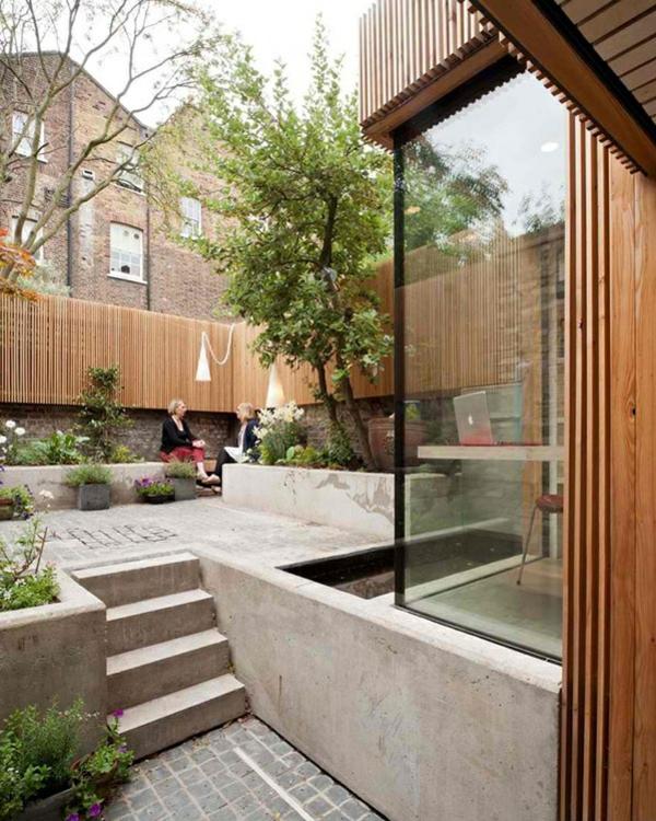 architektenhaus jewelbox london nachhaltige architektur dachterrasse