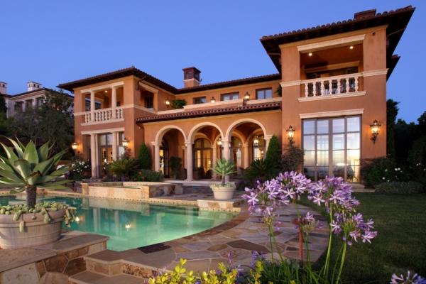 Farbe deko und andere kennzeichen mediterraner architektur for Amazing homes tumblr