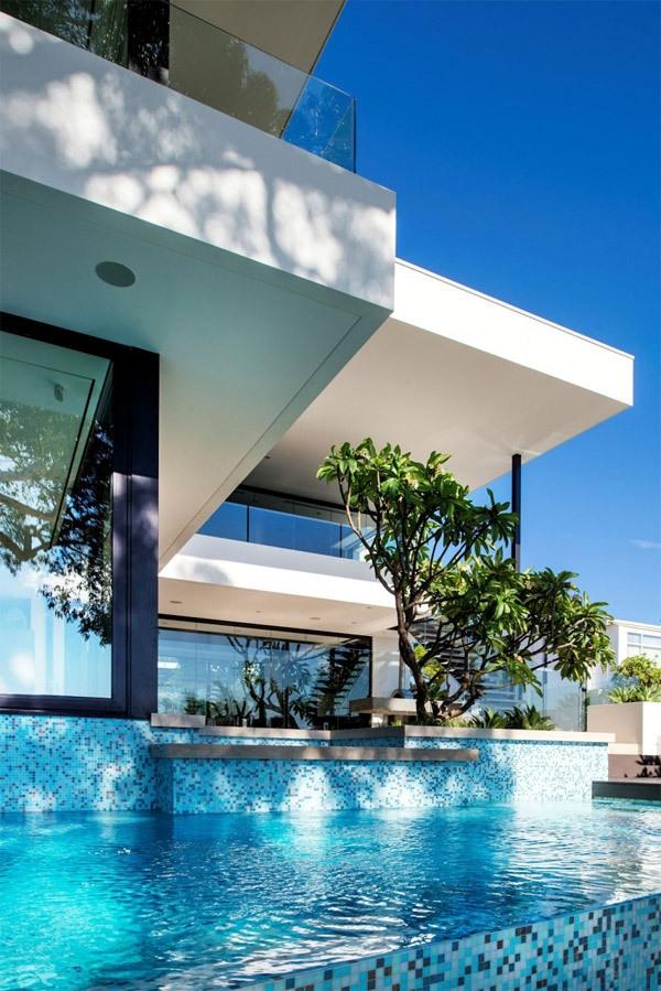 modernes haus mit bezaubernden aussichten in australien. Black Bedroom Furniture Sets. Home Design Ideas