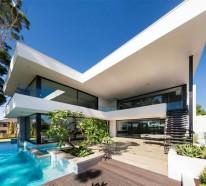 Modernes Haus mit bezaubernden Aussichten in Australien