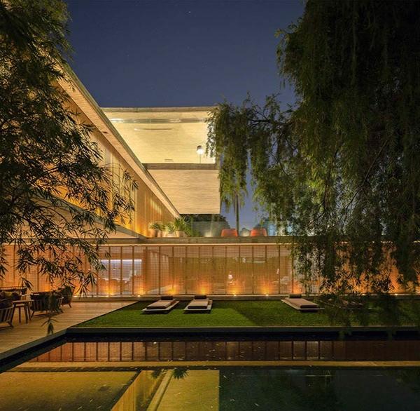 Architektur und Design - das P-Haus in Brasilien