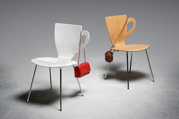 Designer st hle mit au erordentlichem look for Design stuhl aufgabe