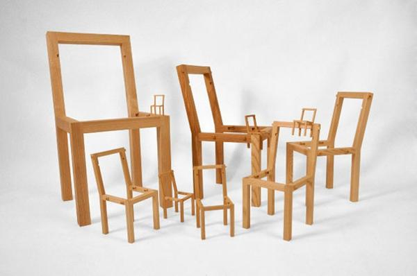 designer st hle mit au erordentlichem look. Black Bedroom Furniture Sets. Home Design Ideas