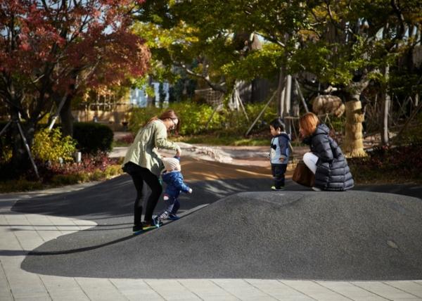 spielplatz garten architektur für kinder toll
