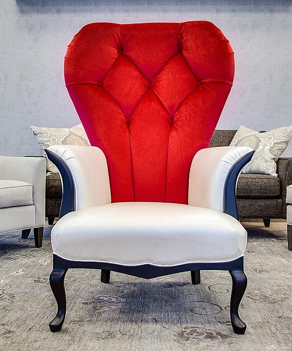 designer stühle könig thronstühle