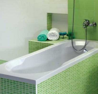 Bekannt Badewanne einfliesen - Badewanne einbauen und verkleiden DG84