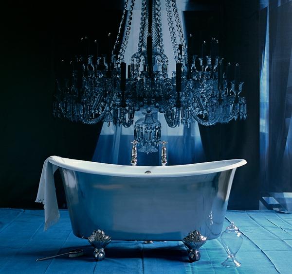badmöbel freistehende badewannen kronleuchter
