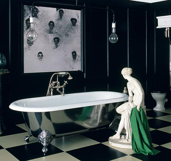 badmöbel freistehende badewannen vintage
