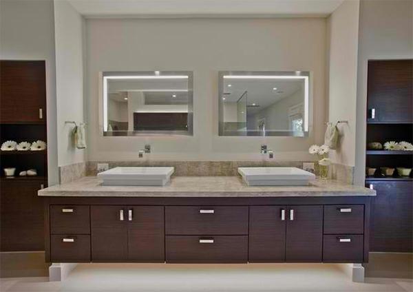 badezimmer design 2 badspiegel