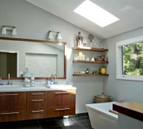 20 Ideen für Badspiegel in modernen Badezimmern