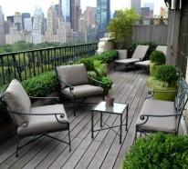 Balkonmöbel Set – die richtigen Lounge Möbel für Ihren Außenbereich
