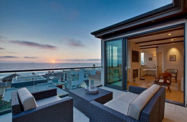 Balkonmöbel Set - Die Richtigen Lounge Möbel Für Ihren Außenbereich Balkonmobel Ein Paar Tolle Beispiele