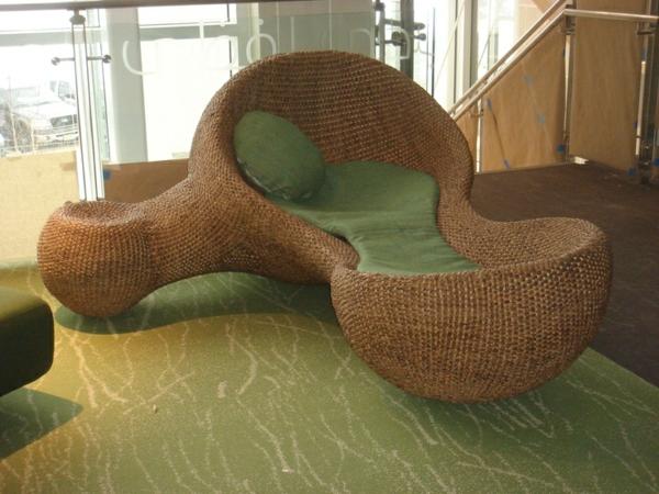 bambus möbel bambusholz lounge möbel