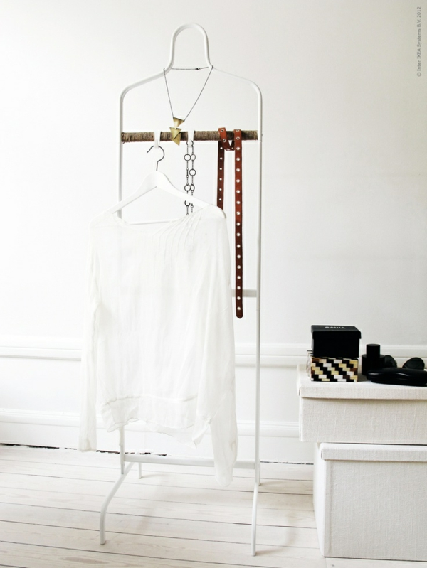begehbaren kleiderschrank selber bauen ikea katalog kleiderständer