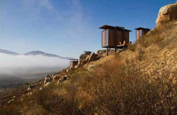 ausgefallene hotels 20 besondere ferienh user in mexiko. Black Bedroom Furniture Sets. Home Design Ideas