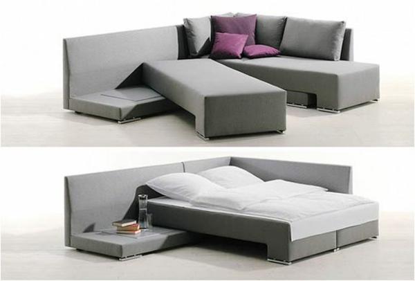 wohnideen grau couch ~ beste inspirations-innenarchitektur, Wohnideen design