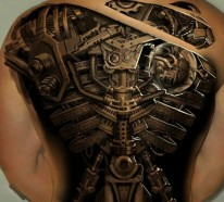 1001 Ideen Fur Coole Tattoos 3d Inspirierende Motive Und Designs