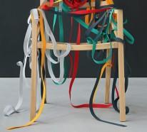 Designer Möbel – Bretelle Holzstühle beeindrücken mit einem einmaligen Look