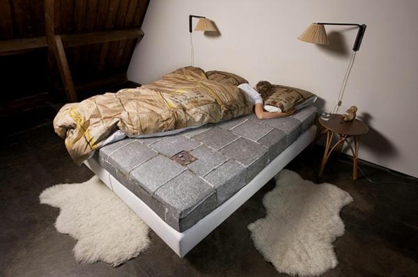 coole bettwäsche schlafzimmer lustig