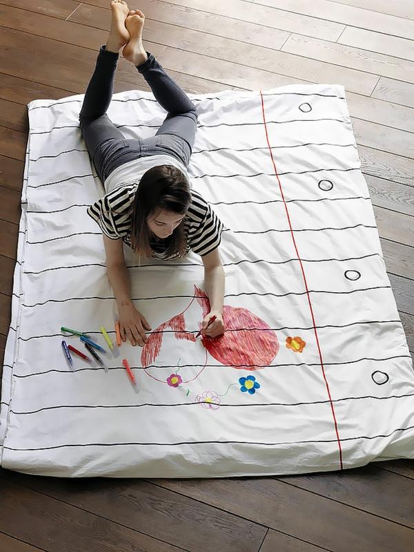 coole bettw sche lustige bettdecken f r jung und alt. Black Bedroom Furniture Sets. Home Design Ideas