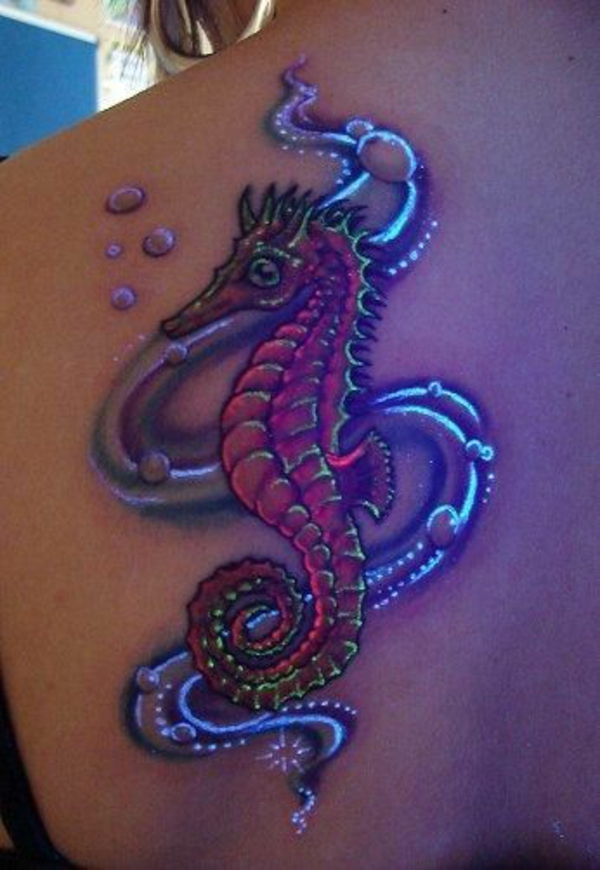 Is the black light tattoo actually safe?