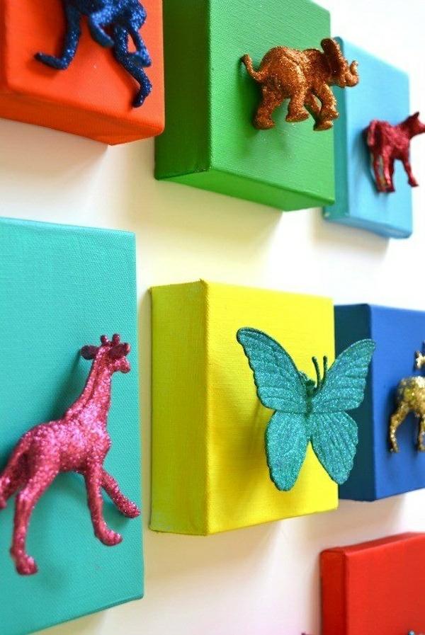 Kinderzimmer deko selber machen jungen  Dekoration Kinderzimmer Selber Basteln – Quartru.com