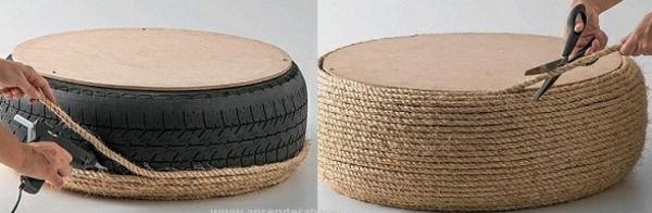 deko selber machen diy projekte aus wiederverwendbaren materialien. Black Bedroom Furniture Sets. Home Design Ideas