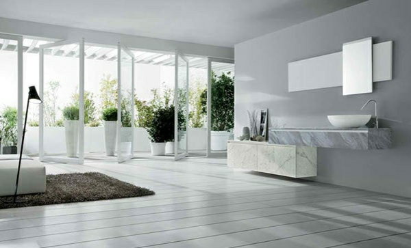 Designer Badmöbel - Boutique Ausstattung von Altmarea