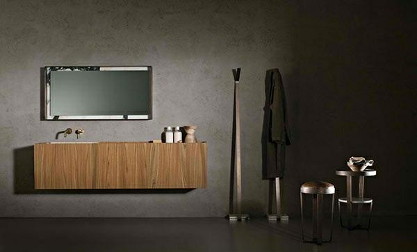 designer badmöbel altamarea designer möbel badezimmer wandspiegel beton optik
