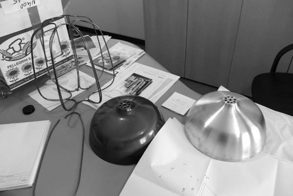 designer hängeleuchten Tull leuchten design studio Tommaso Caldera