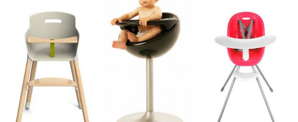 designer hochstühle für babys kinderstuhl