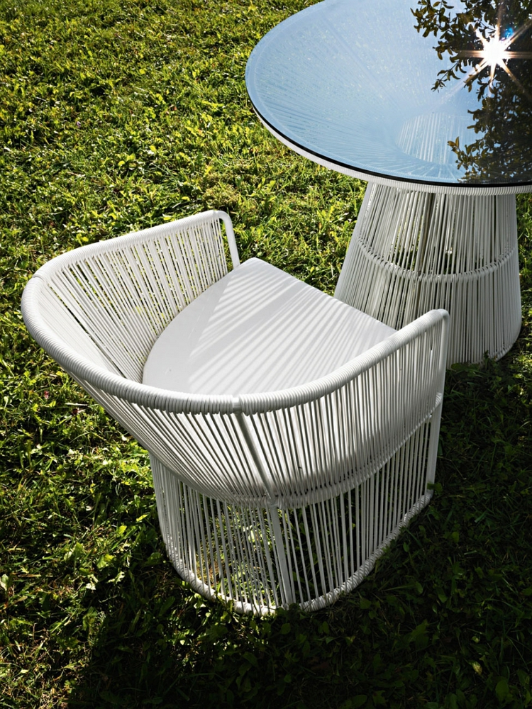 Designer Lounge Sessel Outdoor