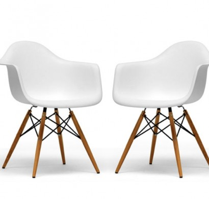designer m bel eames shell st hle aus fiberglas. Black Bedroom Furniture Sets. Home Design Ideas