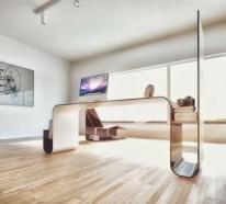 Designer Möbel – Layoutfour Duo Tische und Stühle