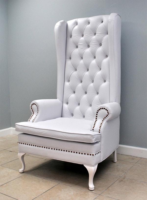 20 modische und stilvolle designer st hle thronst hle. Black Bedroom Furniture Sets. Home Design Ideas