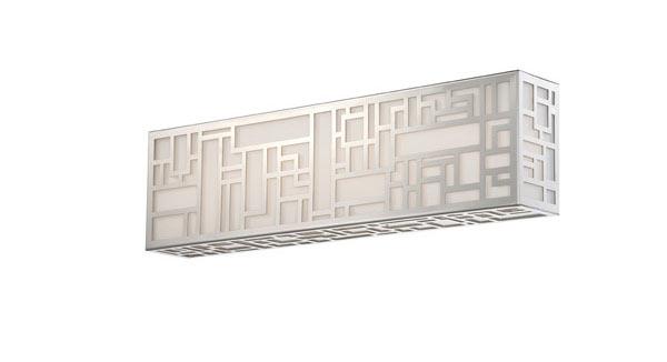 designer wandleuchten modern aussen gartenbeleuchtung