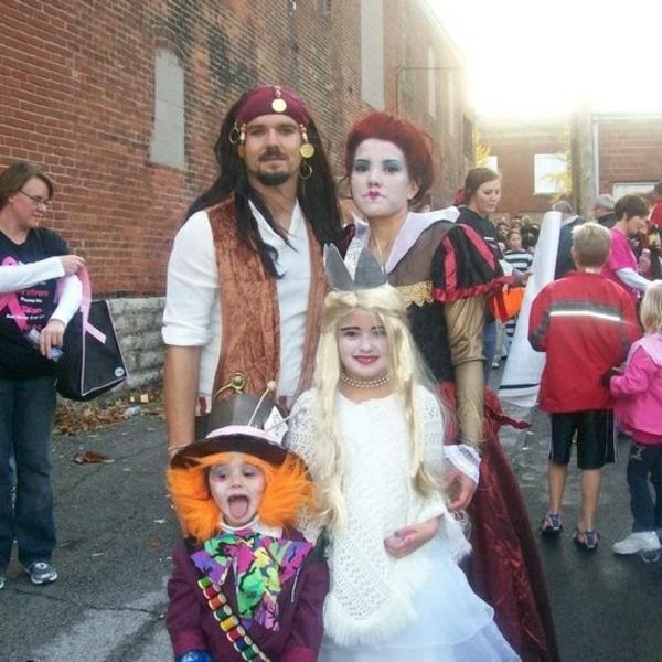 diy kleidung karnevalskostüme alice im wunderland