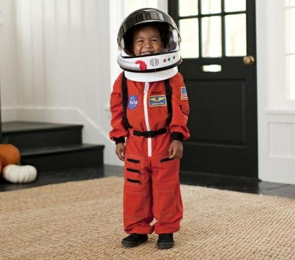 diy kleidung karnevalskostüme astronaut