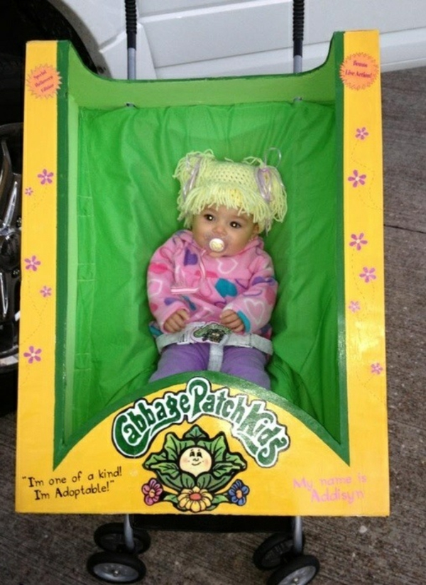 diy kleidung karnevalskostüme baby puppe cool