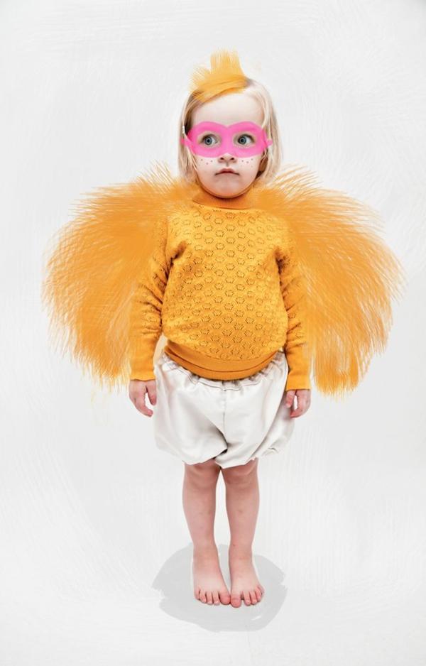 diy kleidung karnevalskostüme baby vogel cool