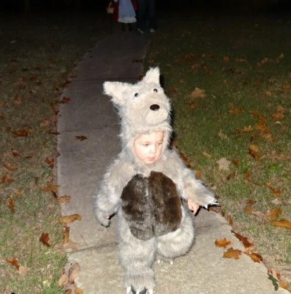 diy kleidung karnevalskostüme baby wolf cool