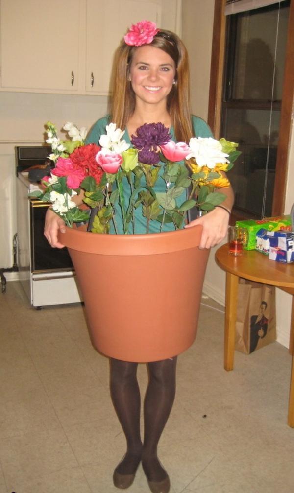 1001 unique selbstgemachte kost me tolle diy kleidung for Blumentopf verkleidung