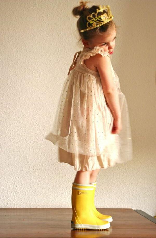 diy kleidung karnevalskostüme kleine prinzessin