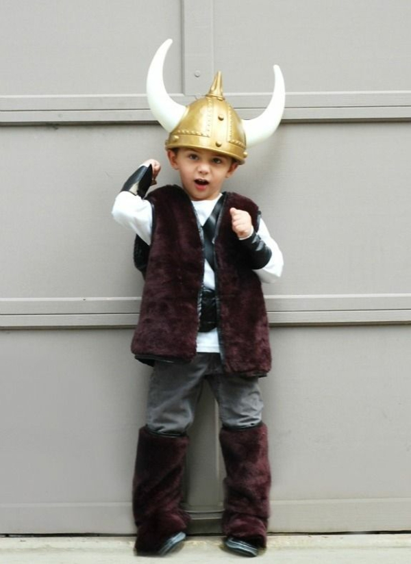 Костюм викинга своими руками для мальчика