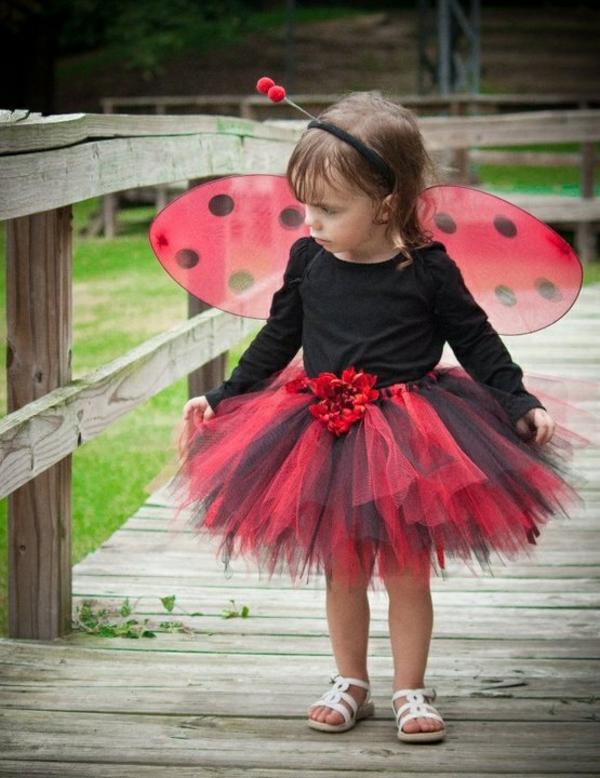 diy kleidung karnevalskostüme lady käfer