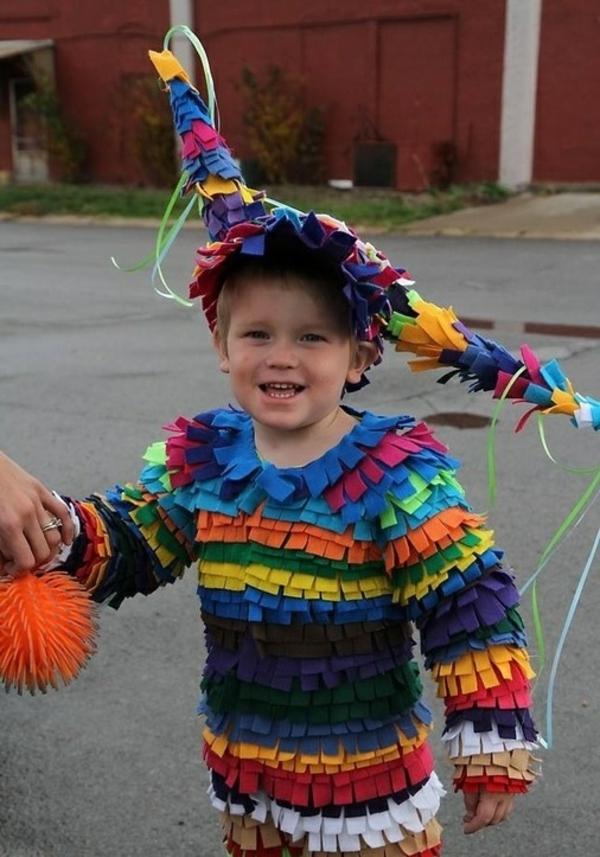 diy kleidung karnevalskostüme pinata kinder